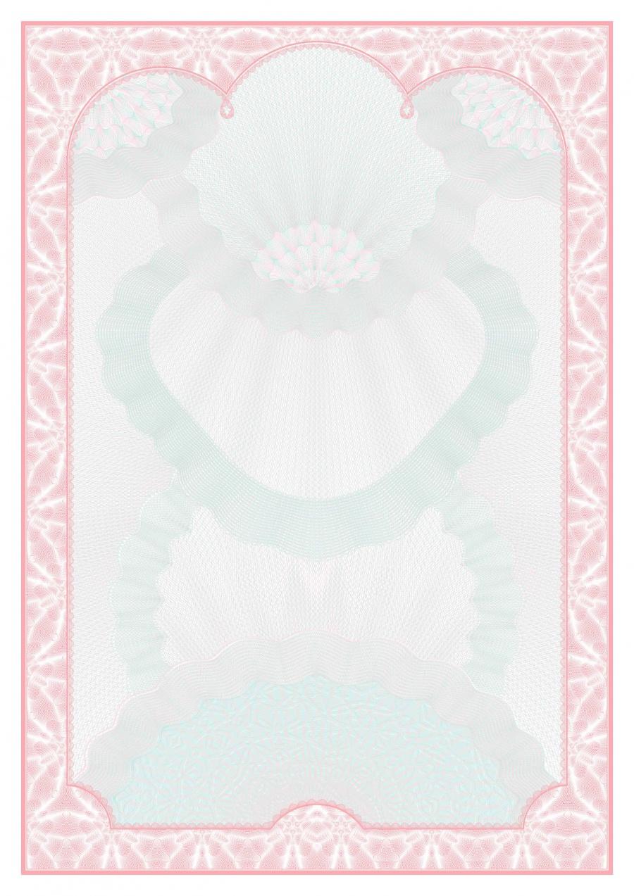 рубль с водяным знаком